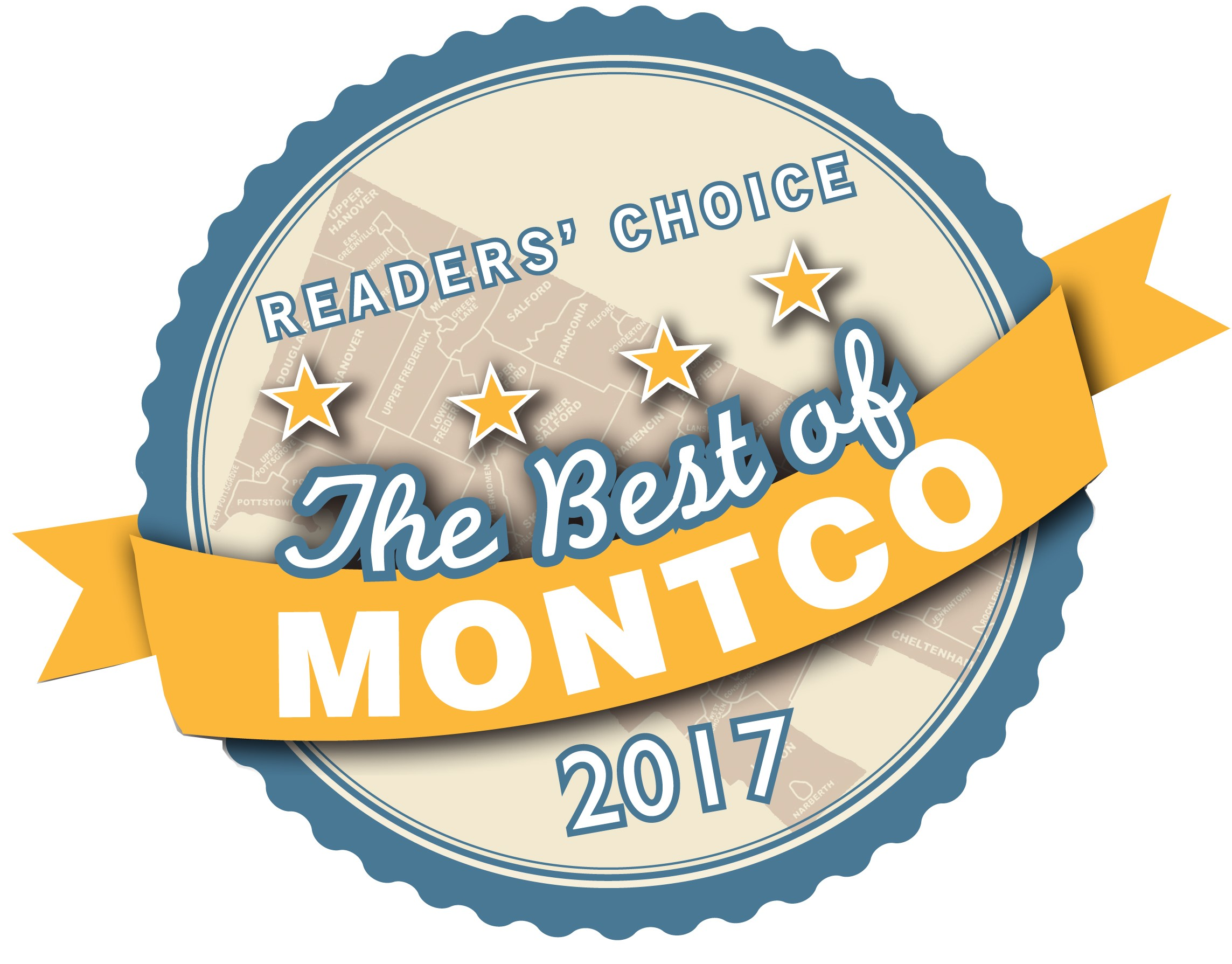 Best physical therapy - Best Of Montco Logo