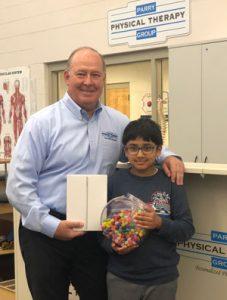 Maaz Jaffrey Jelly Bean Contest Winner